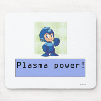 Plasma Power! Mouse Pad