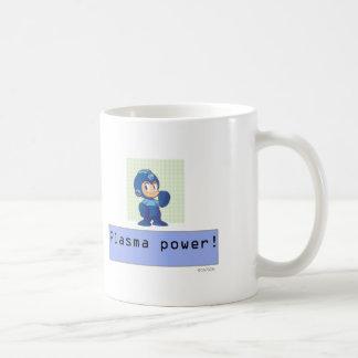 Plasma Power! Coffee Mugs