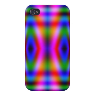 Plasma Wave Cover For iPhone 4