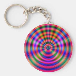 Plasma Wave Keychains