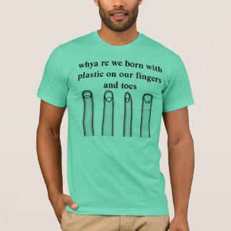 Plasrtic body T-Shirt