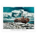 Plassey Wreck Postcards