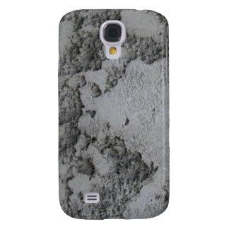 plaste decorativo del cemento funda para galaxy s4