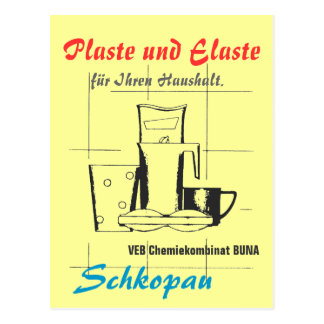 Plaste y Elaste DDR