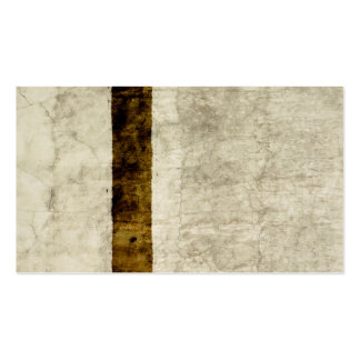 Plaster Antique Paper Template Blank neutral Business Card