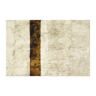 Plaster Antique Paper Template Blank neutral Canvas Print