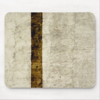 Plaster Antique Paper Template Blank neutral Mouse Pad