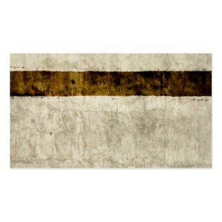 Plaster Antique Paper Template Blank neutral, retr Business Card
