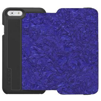plaster inky blue (I) Incipio Watson™ iPhone 6 Wallet Case