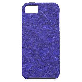 plaster inky blue (I) iPhone 5 Cover