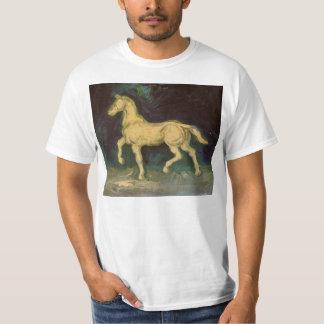 Plaster Statuette of a Horse by Vincent van Gogh T Shirt