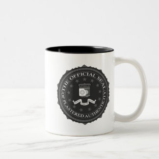 Plastered Mug