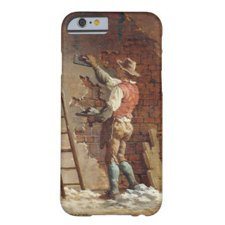 Plasterer, c.1807 (oil on panel) barely there iPhone 6 case