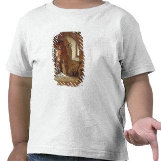 Plasterer, c.1807 (oil on panel) shirts