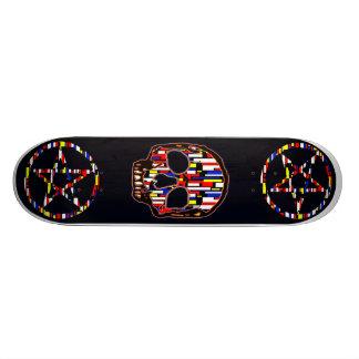 PLASTI-SKATE-11 SKATEBOARD DECK