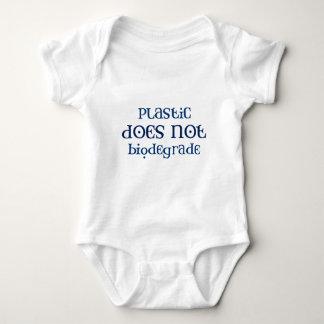 Plastic Baby Bodysuit