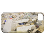 Plastic bottles and ocean dumping on a tropical iPhone 5 covers