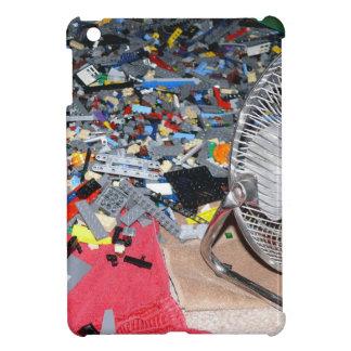 Plastic brick toys, washing, drying iPad mini covers