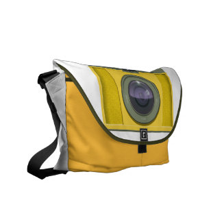 Plastic Camera Bag Messenger Bags