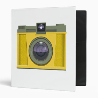 Plastic Camera Binder