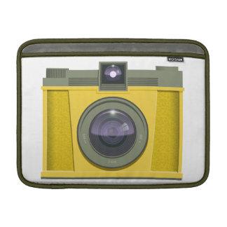 Plastic Camera Macbook Sleeve