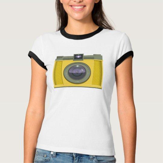 Plastic Camera Shirt