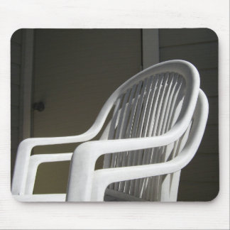 Plastic Chairs Coupled Mouse Pad