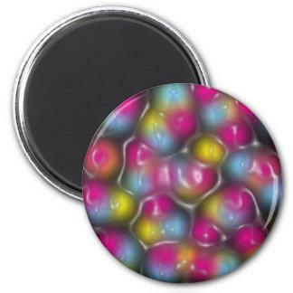 Plastic Color Magnet