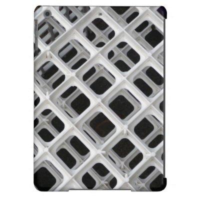 Plastic Crates Case iPad Air Cover