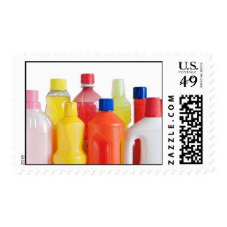 plastic detergent bottles postage