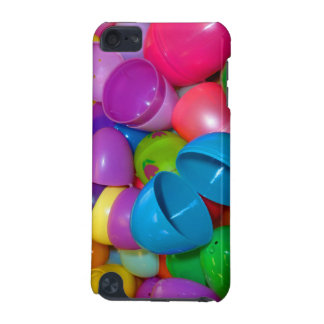 Plastic Easter Eggs Blue One Open Photograph iPod Touch (5th Generation) Case