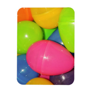 Plastic Eggs Flexible Magnet