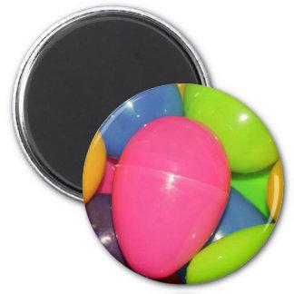 Plastic Eggs Magnet