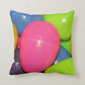 Plastic Eggs Pillow