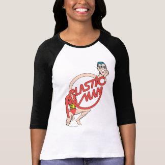 Plastic Man Rubberneck Sign T-Shirt