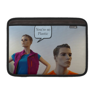 Plastic Mannequins MacBook Air Sleeve