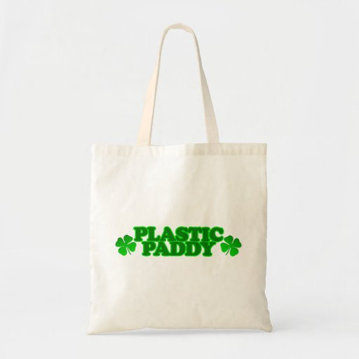 Plastic Paddy Canvas Bags