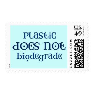 Plastic Postage
