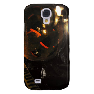 Plastic Pumpkin Samsung Galaxy S4 Case
