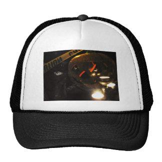 Plastic Pumpkin Trucker Hat