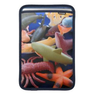 Plastic Sea Animals iPad 2 Sleeve MacBook Air Sleeve