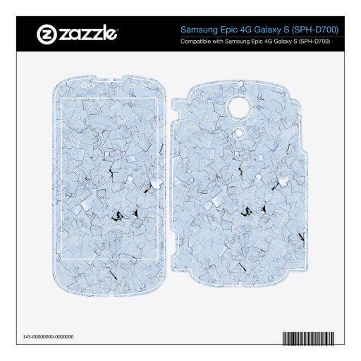 Plastic Skin For The Samsung Epic