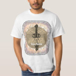 Plastic Surgeon Caduceus t-shirt