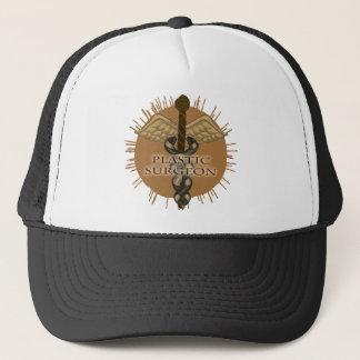 Plastic Surgeon Caduceus Trucker Hat