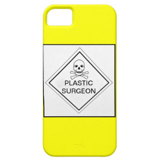 Plastic Surgeon Iphone Cover iPhone 5 Cover