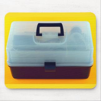 Plastic Tool Box Mouse Pad