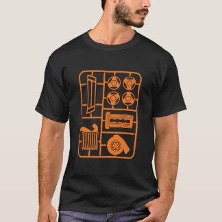 plastic toy kit - SPG_orange T-Shirt