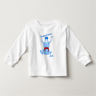 Plastic Water Bottle Red Belt Karate Toddler T-shirt