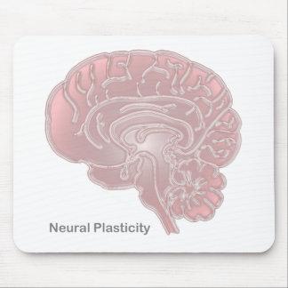 Plasticidad de los nervios alfombrilla de raton
