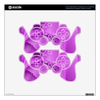 Plasticine texture PS3 controller decal
